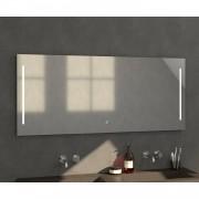 Sanitop Badkamerspiegel met LED Verlichting Sanitop Deline 160x70x3 cm