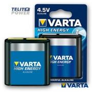 HIGH ENERGY 3LR12 4.5V VARTA alkalna