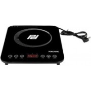 Poweronic PRI-234 Induction Cooktop(Black, Touch Panel)