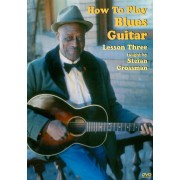 How to Play Blues Guitar: Lesson 3 [DVD] [2006]