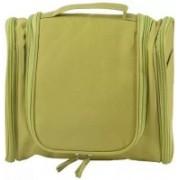 ONLINE STORE Travel Toiletry Bag Large Capacity cosmetic organizer Multi-functional Hanging Wash Bag Travel Toiletry Kit Travel Toiletry Kit(Green)