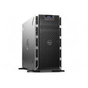 Dell PE T430/Chassis 8 x 3.5'/Xeon E5-2620 v4/8GB/300GB/Bezel/DVD RW/On-Board LOM DP/PERC H730P/iDRAC8 Exp/750W/