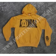 Animal Hoodie Yellow