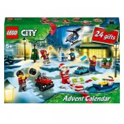 LEGO 60268 City Advent Calendar 2020 Christmas Gift Set Building Toy Playset