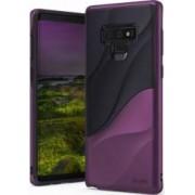 Husa Ringke Wave Samsung Galaxy Note 9 Violet Negru