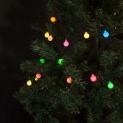 Şir lumini LED - globuri