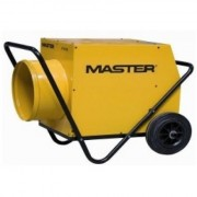 Master B 18 EPR Tun electric de caldura industrial 18 kW , debit aer 2200 mc/h