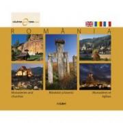 Romania. Manastiri si bisericiMonasteries and ChurchesMonasteres et eglises