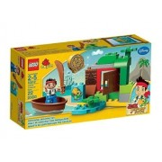 Lego Duplo 10512 - La Chasse Au Trésor De Jake - Jake Et Les Pirates Du Pays Imaginaire