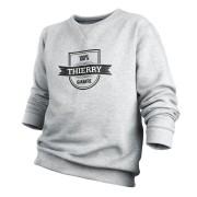 YourSurprise Sweater- Homme - Gris chiné- XXL