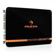 Auna Dark Star 4000 Amplificador coche 4 canales 400W RMS