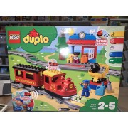 LEGO Duplo Steam Train 10874 (damaged box)