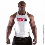Gorilla Wear Classic Tank Top White - XXL