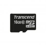 Card Transcend microSDHC 16GB Clasa 10