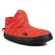 Пантофи THE NORTH FACE - Thermoball Traction Bootie NF0A3MKHSH91 Flare/Tnf Black
