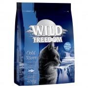 2kg Wild Freedom Adult 'Cold River' - lazac száraz macskatáp
