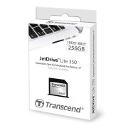 Transcend 256gb Jetdrive Lite 350 Flash Expansion Ts256gjdl350
