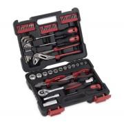 KREATOR Szerszámkészlet (KRT951008) - 61 részes