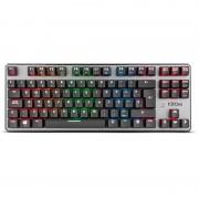 Krom Kernel TKL Teclado Mecânico Gaming RGB Compacto