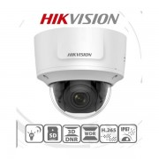 Hikvision IP dómkamera - DS-2CD2725FWD-IZS (2MP, 2,8-12mm, kültéri, H265+, IP67, IR30m, ICR, WDR, SD, PoE, IK10)