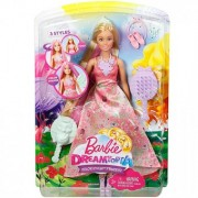 Papusa Barbie Color Stylin Blonda DWH42
