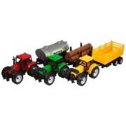 Jysk Partivarer Traktorer med redskaber - Förpackning med 3 stk
