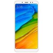 "Telefon Mobil Xiaomi Redmi Note 5, Procesor Octa-Core 1.8GHz, IPS LCD capacitive touchscreen 5.99"", 3GB RAM, 32GB Flash, Camera Duala 12+5MP, Wi-Fi, 4G, Dual Sim, Android (Auriu) + Cartela SIM Orange PrePay, 6 euro credit, 4 GB internet 4G, 2,000 minute n"