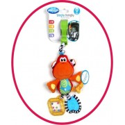 Dingly Dangly Curly the Monkey FH - PlayGro