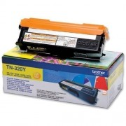 Brother TN-320Y toner amarillo