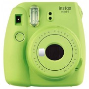 Fujifilm Instax Mini 9), Base, Verde lima (Lime Green)