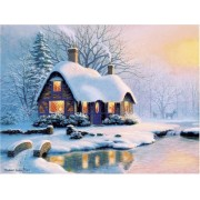 A Quiet Time 1000 Piece Jigsaw Puzzle by Clementoni