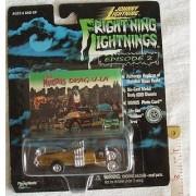 Johnny Lightning Frightning Lightnings Episode 2 The Munsters Drag-u-la 1:64 Scale by Johnny Lightning Frightning Lightnings Episode 2