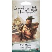 Set Carti Legend Of The Five Rings Lcg: For Honor And Glory Dynasty Expansion Pack