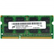 Memorie notebook DDR3 4 GB 1600 MHz Micron - second hand