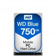 Western Digital Blue PC Mobile 750GB Serial ATA III internal hard drive