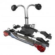 Suport bicicleta Twinny Load pentru 2 biciclete, prindere pe carlig remorcare Kft Auto