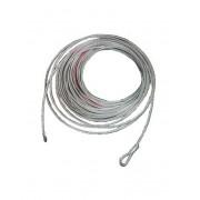 Treuil74 Cable acier pour treuil 9.2 mm x 26m