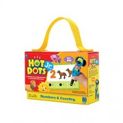 Educational Insights EDUCATIONAL INSIGHTS HOT DOTS JR CARDS NUMBERS COUNTING