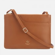 Radley Women's Pockets Medium Zip Top Cross Body Bag - Tan