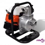 vidaXL Vodena pumpa na benzin s dvotaktnim motorom 1,45 kW, 0.95 L