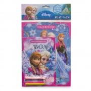 Carte De Colorat Disney Frozen