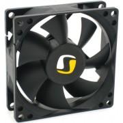 Ventilator SilentiumPC Zephyr 120, 120mm, 1100 rpm (Negru)