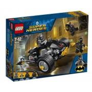Lego Klocki konstrukcyjne LEGO DC Super Heroes Batman: atak Szponów 76110