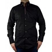 Thomas férfi ing 0615/fekete1