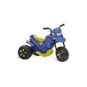 Mini Moto Elétrica - Xt3 Azul 6v - Bandeirante