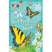 50 butterflies to spot