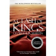 Clash of Kings, Paperback/George R. R. Martin