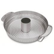Weber 8838 Supporto Cottura Da Barbecue Per Polli Compatibile Con Modello Gourmet Bbq System 420x440x90 Mm - 8838