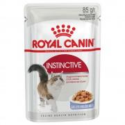 Royal Canin -5% Rabat dla nowych klientówRoyal Canin Instinctive w galarecie - 24 x 85 g Darmowa Dostawa od 89 zł i Promocje urodzinowe!