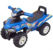 ATV pentru copii Explorer albastru Baby Mix